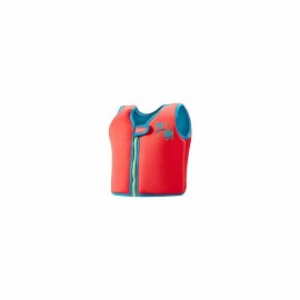 SPEEDO SEA SQUAD SWIM VEST IM RED/BLUE